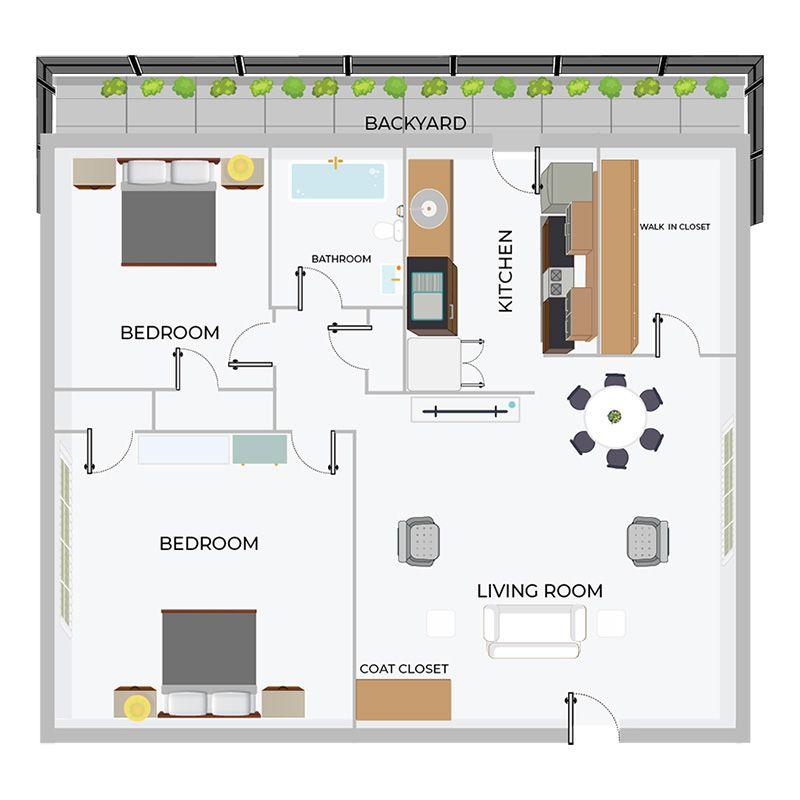 C2 | 2/1 Duplex