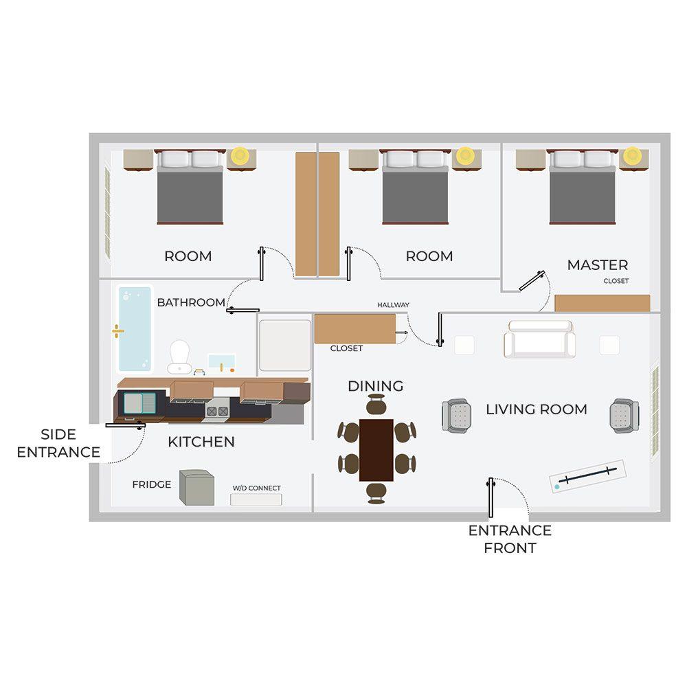 B3 3/1 Duplex