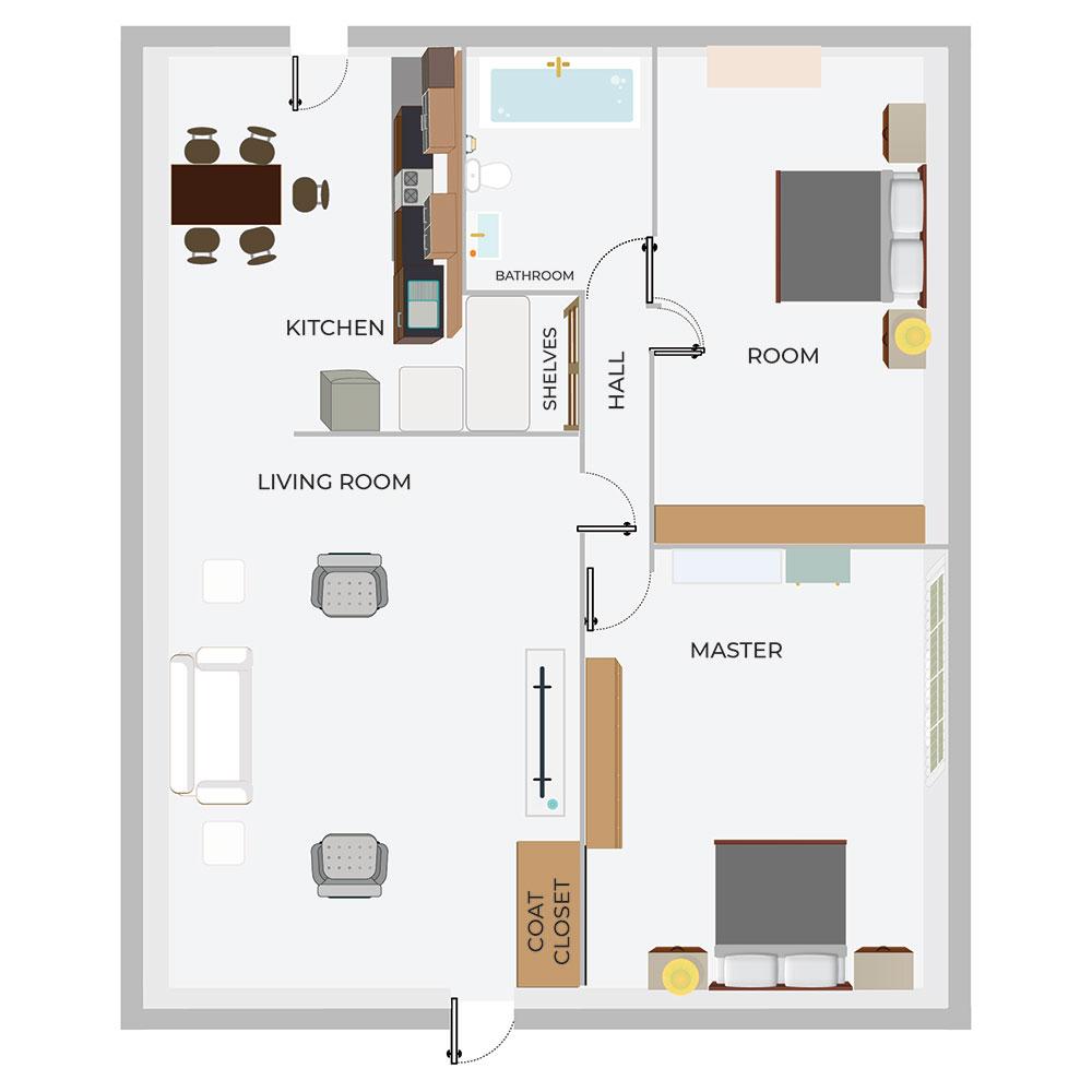 D2-2/1 Duplex